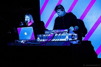 Meter Bridge Live at Electro London